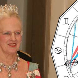 Dronning Magrethes horoskop